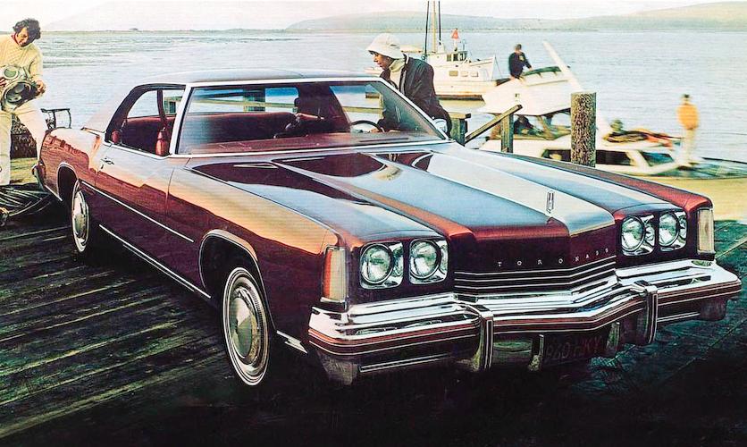 Oldsmobile Toronado 1971-1978
