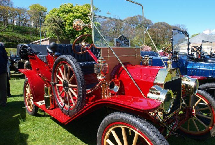 Ford T – prosty w budowie, prosty w naprawie, na każdą drogę… 100 lat temu